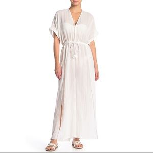ROBIN PICCONE | Michelle Cover-Up Jumpsuit Sz XS